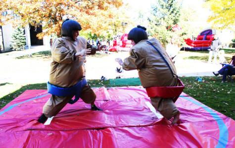 Homecoming Weekend – Sumo