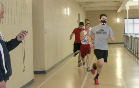Track athletes gear up to place in conference