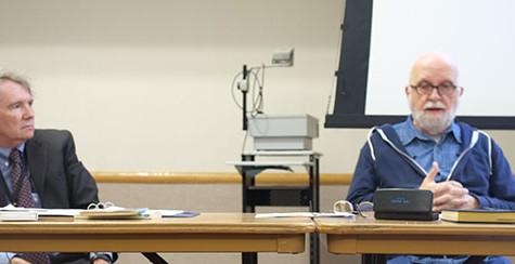Profs argue Ayn Rand