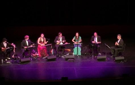 British ukulele band provides comedic relief