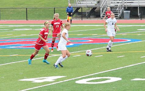 Freshmen soccer tandem is providing more offense