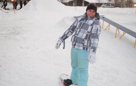 Students ride rails in inaugural event