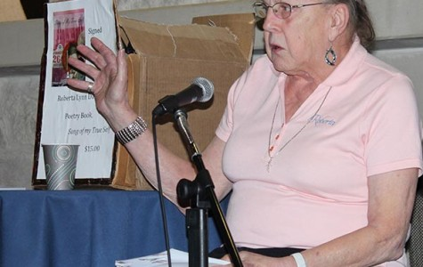 Local woman shares life through poetry