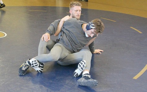 Wrestlers prepare for Atlantic regionals
