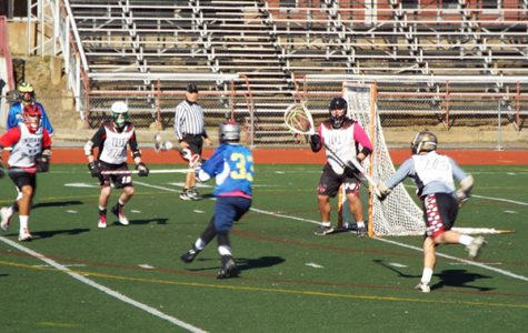 Three-game weekend ends lacrosse season