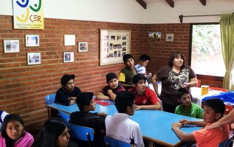 Graduate operates company in Bolivia