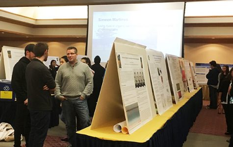 Students, faculty showcase research