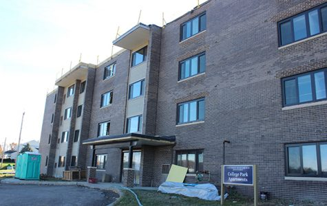 Off-campus apartments ready to open