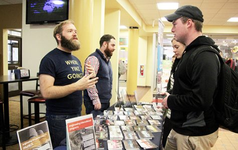Students learn of trip finances