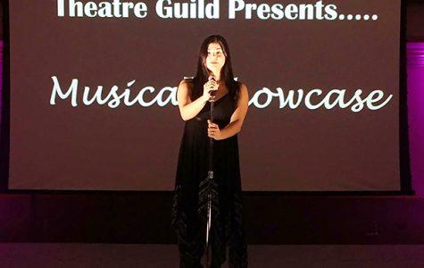 Theatre arts' club members adapt musical