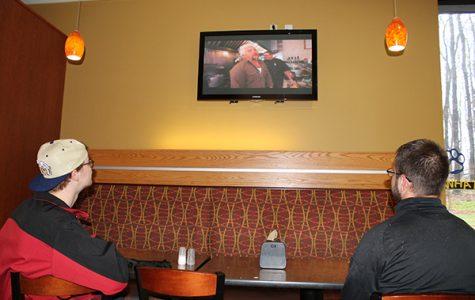 TV screens irk viewers