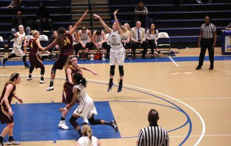 Women's basketball building confidence