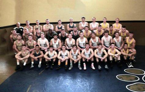 Wrestling picked sixth in preseason rankings