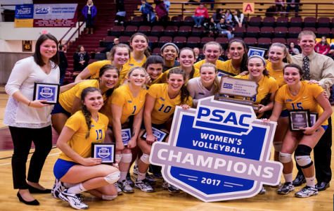 Volleyball season ends in second round