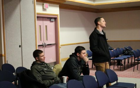 Club issues reach student leaders