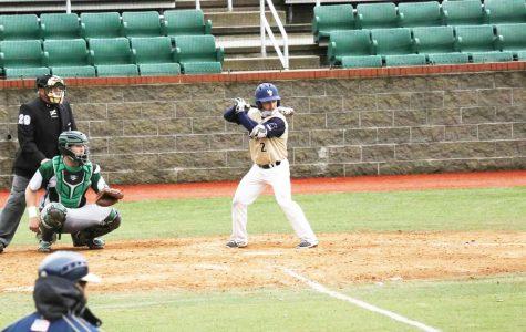Shortstop continues despite elbow injury