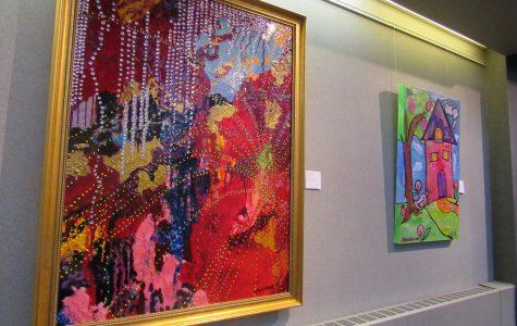 Museum art exhibit enriches campus