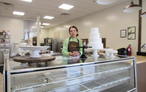 Caterer's bakery dream is in the oven