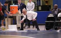 Wrestling recruits take first steps