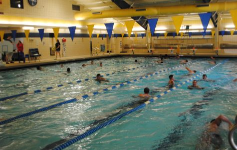 Pool provides joint relief, bonding