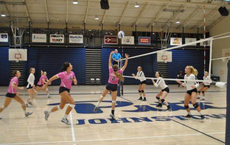 Volleyball team starts turnaround?