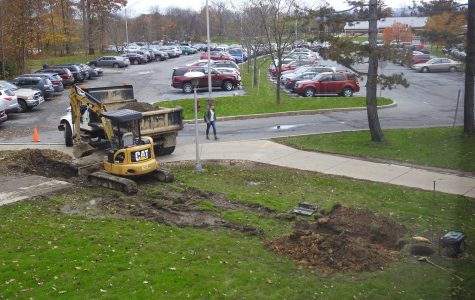 Sidewalk drainage added