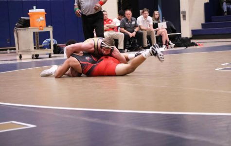 Wrestler, next man up, wins 16 of 17 contests