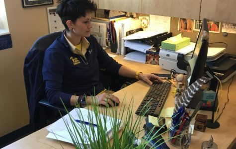 New assistant comes  back after five years