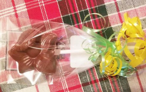 Flowers, chocolate to support sick