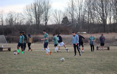 Soccer teams have busy offseasons